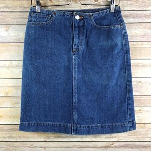Levi's Denim Pencil Skirt (Bin: SK154)